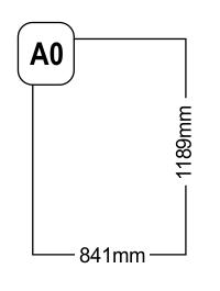 Formatul A0